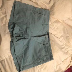 Teal American Eagle Shorts